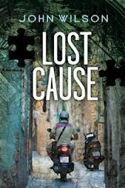 Lost cause by John Wilson cover
