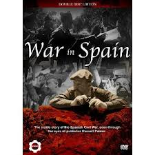 war in spain dvd cover
